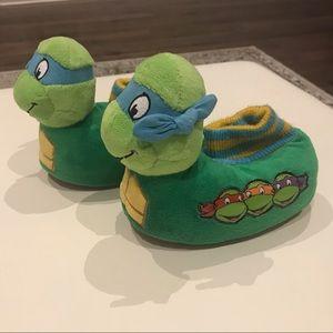 Other - Boy's Ninja Turtle Slippers